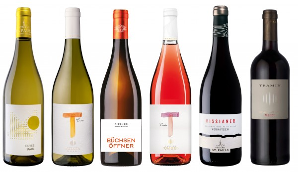 Weinprobierpaket BUDGET