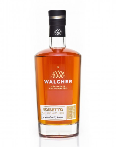 Noisetto Haselnuß-Rum-Likör 0,7 l