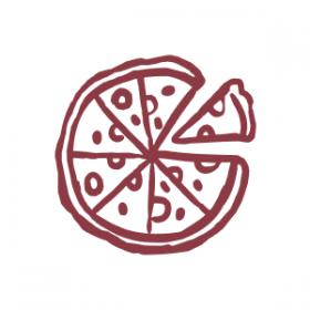 Pizza und Quiche