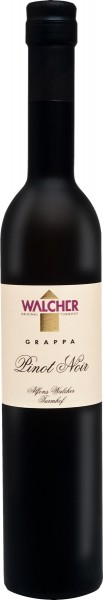 Grappa Pinot Noir Satin
