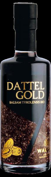 Dattelgold Dattelbalsamessig Tyrolensis BIO 0,25 l