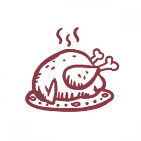Geflügel und leichte Fleischgerichte